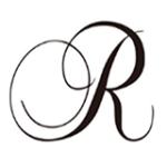 ヘア&ヘッドスパサロンRのロゴ