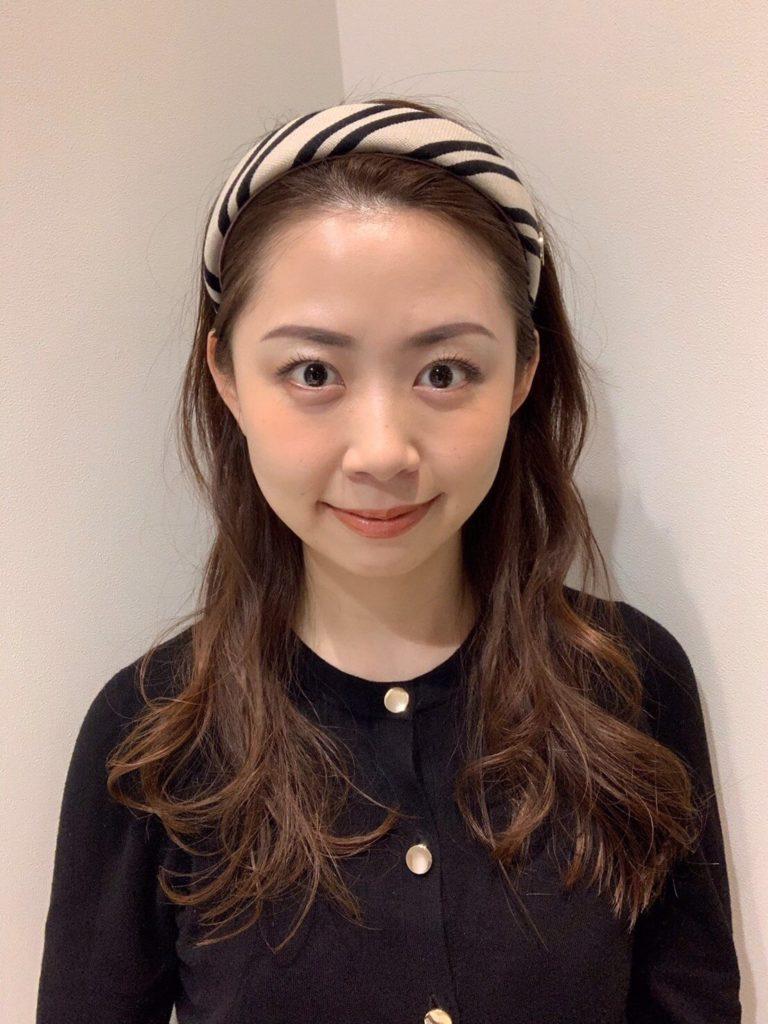 RISA 巻き髪+カチューシャ