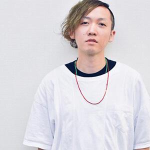 美容師 岩田考司 プロフィール写真