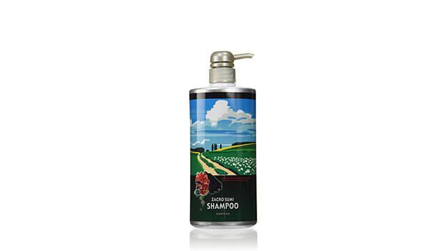 ザクロ精炭酸シャンプー 商品画像