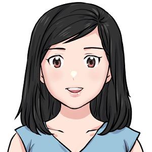 Rオリジナルアイコン 女性1